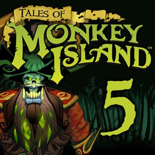 Monkey Island Tales 5 iOS